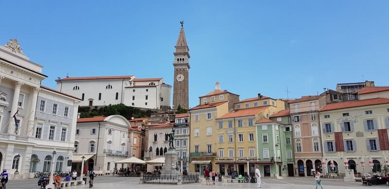 Things to see in Piran