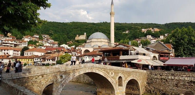 Things to do in Prizren: Stone Bridge