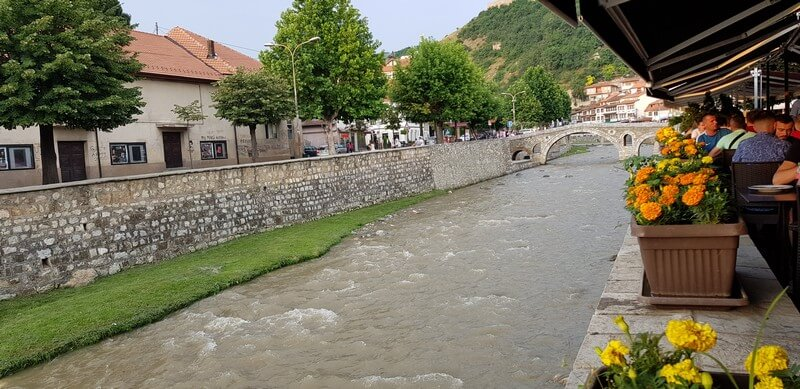 Things to do in Prizren: Bistrica River