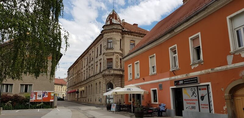 Things to see in Ptuj in Slovenia: Ptuj Old Town
