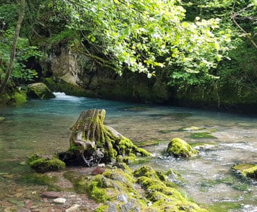 Radac - Trout Farms and Turquoise Waterfalls