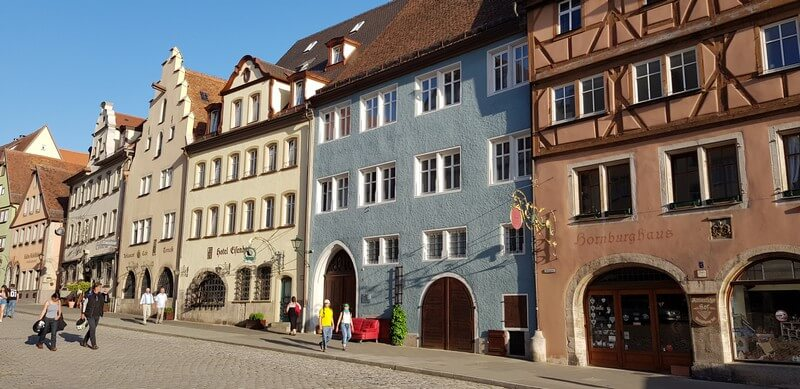 Things to see in Rothenburg ob den tauber