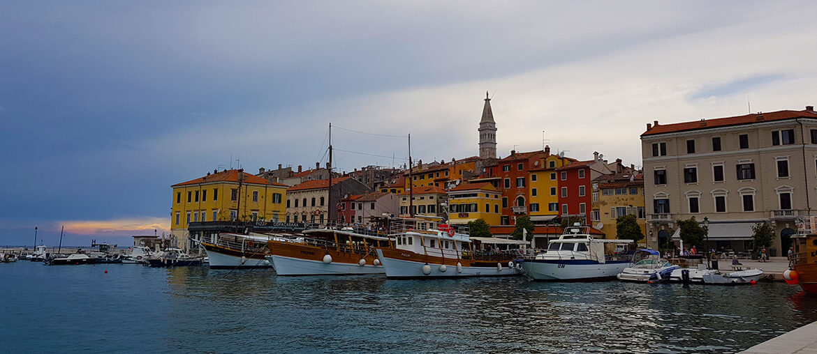 Things to do in Rovinj on the Istrian Peninsula in Croatia