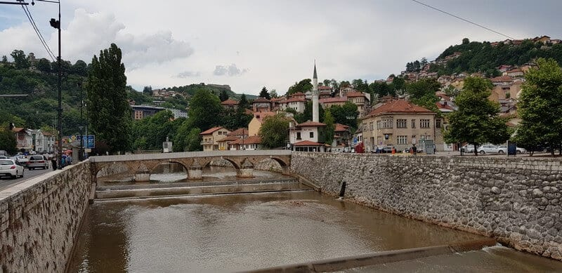 Things to do in Sarajevo: Latin Bridge