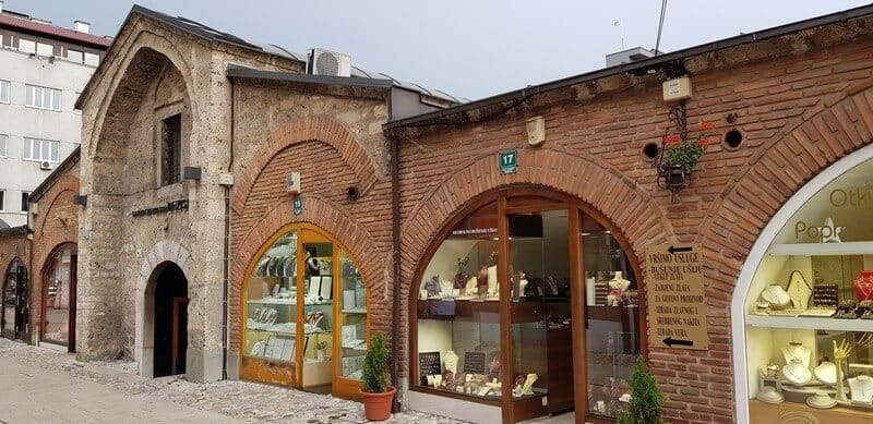 Things to do in Sarajevo: Wander the Old Bazaar