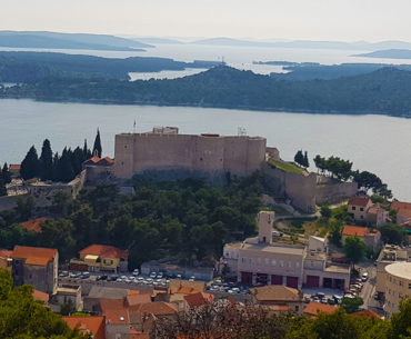 Sibenik: Steep Hills, Stairs and Steeples