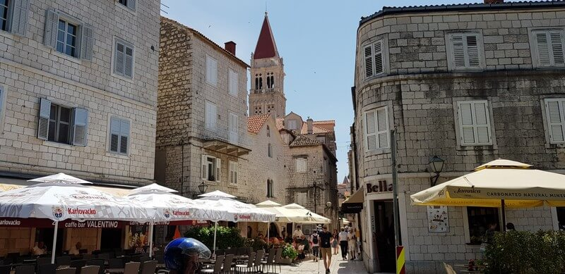 Things to do in Trogir: Wander the old city