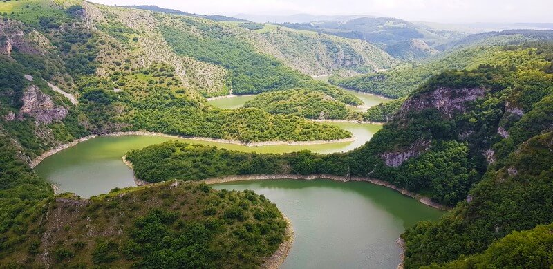 Uvac River Meanders & Caves: Nature at its most Spectacular!