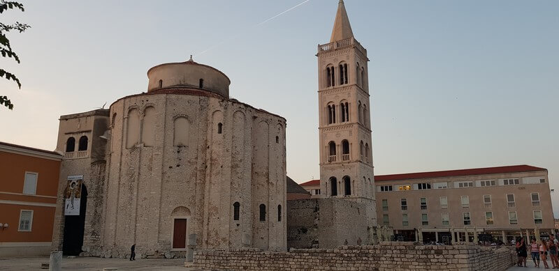 Things to do in Zadar: St Donatus Church