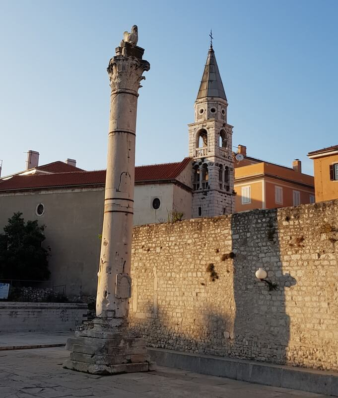 Things to do in Zadar: Roman Forum