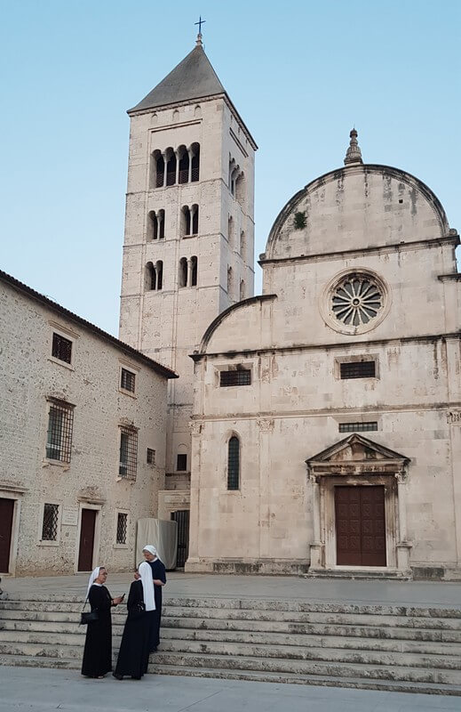 Things to do in Zadar: St Marys Church