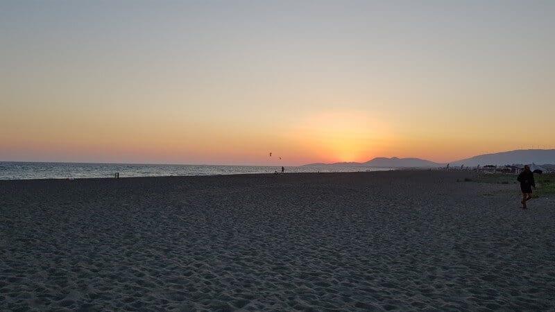 Montenegro: Long Beach in Ulcinj