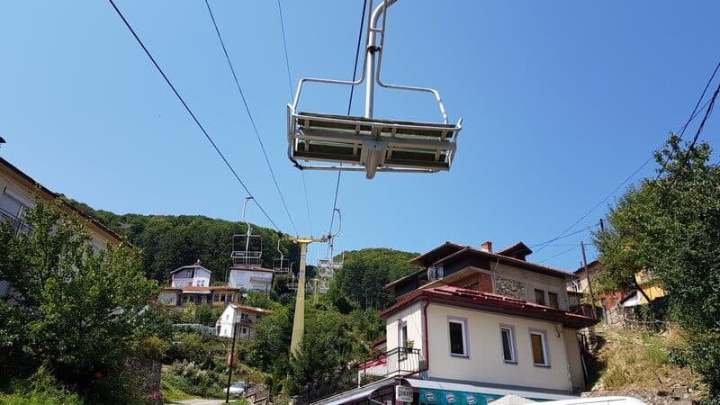 City Guide Krusevo: Ski lifts