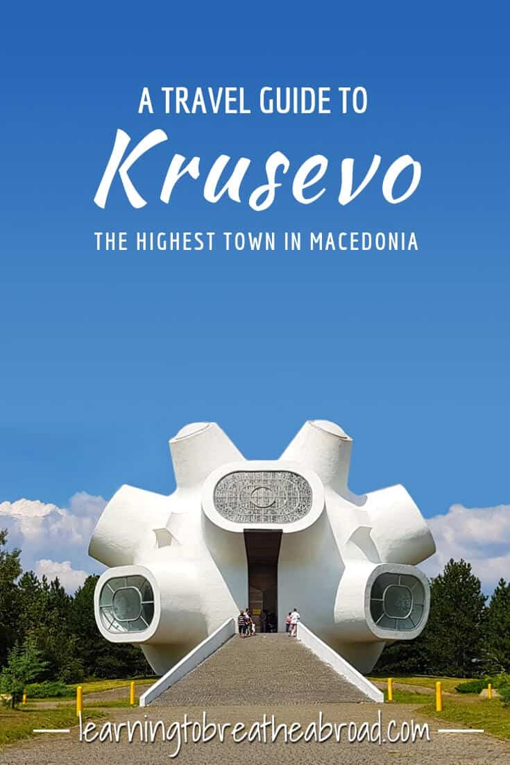 Travel Guide to Krusevo_ The Highest Village in Macedonia