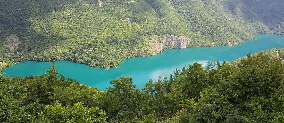 Road trip from Bosnian Border to Ostrog Monastery