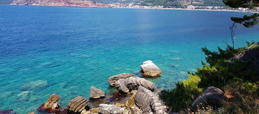 A Trip Down Montenegro's Coast: Crows, Crowds & Kites