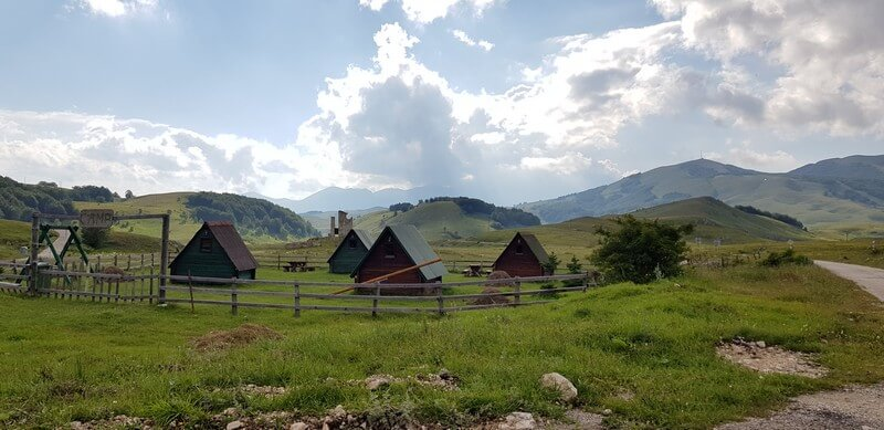 Durmitor National Park: Trsa