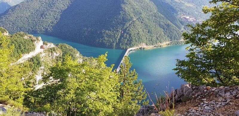 Durmitor National Park: Pluzine & Pliva Lake