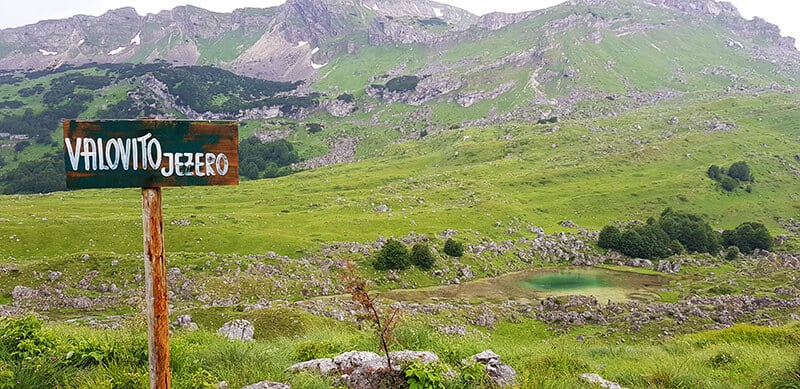 Durmitor National Park: Sedlo Pass Route