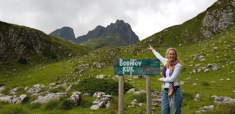 Durmitor National Park: Sedlo Pass Route