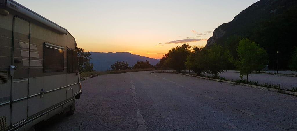 A Fridge fiasco in Montenegro