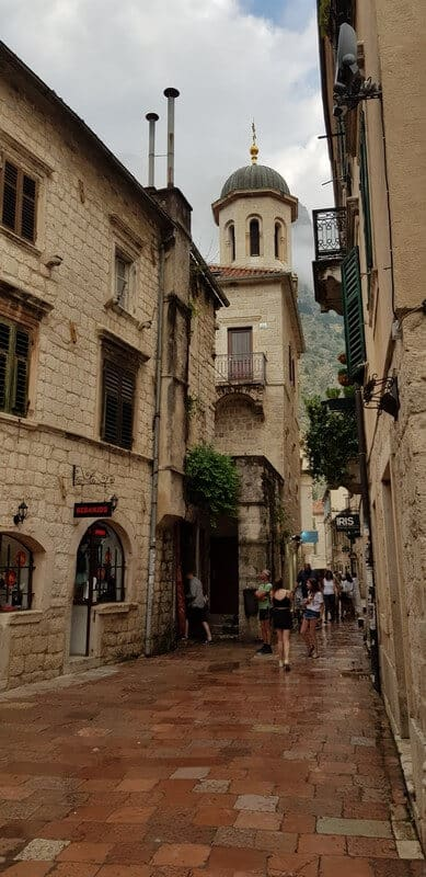 Things to Do in Kotor in Montenegro: Visit the Old Town