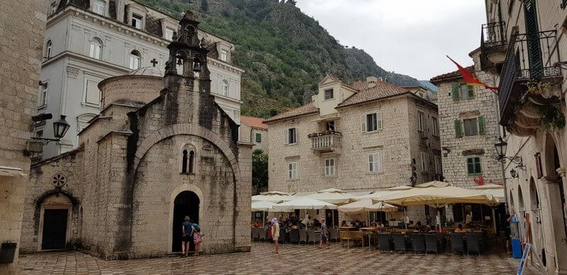 Things to Do in Kotor in Montenegro: St Lukes Church
