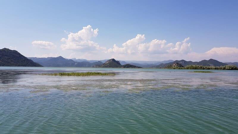 Stunning Lake Skadar National Park