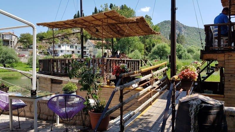 Virpazar Boat Restaurant