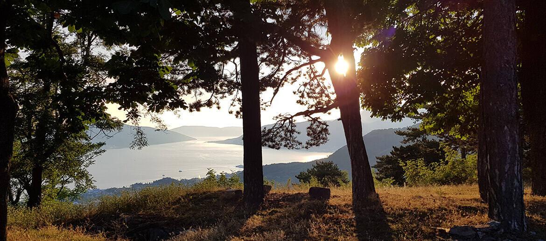 Perast and Hiking the Vrmac Ridge