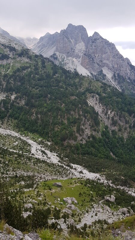 Valbone to Thethi hike: Amazing Albanian Alps