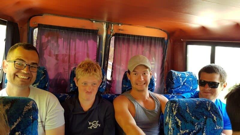 Thethi to Lake Shkodra Minivan Trip