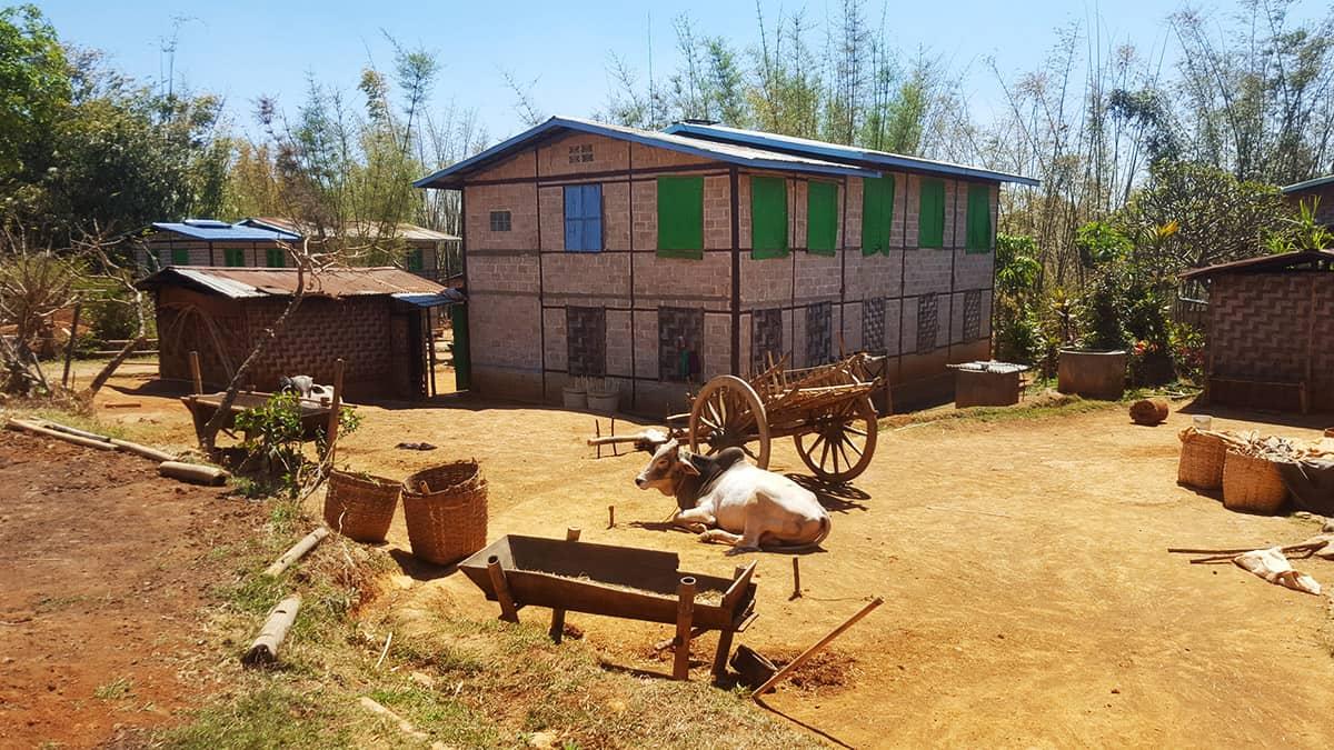 Kalaw to Inle Lake Trek: Shan Villages