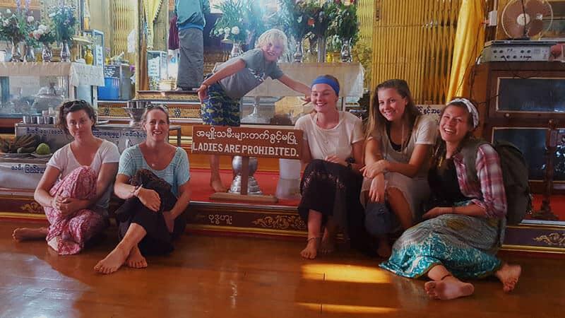Inle Lake: Phaung Daw Oo Pagoda