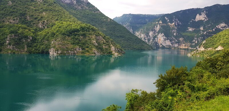 Best places to visit in Montenegro: Pluzine