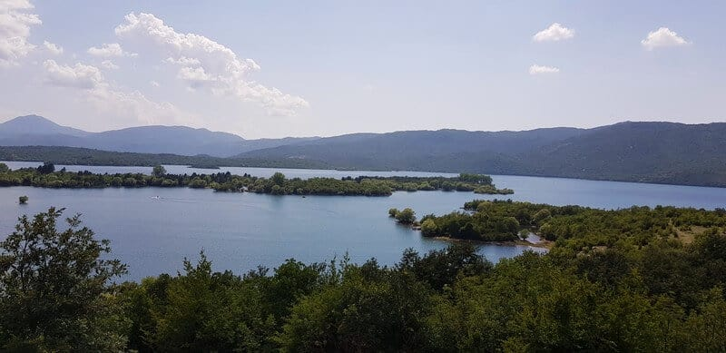 Best places to visit in Montenegro: Lake Slano