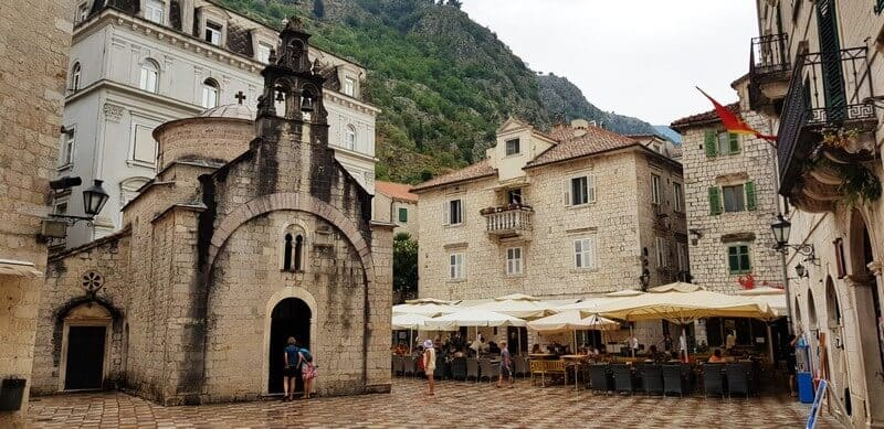 Best places to visit in Montenegro: Kotor