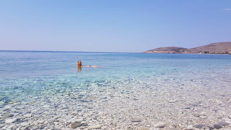 4 Week Albania Itinerary: Borsh Beach