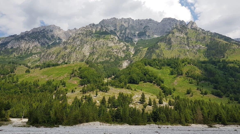 4 Week Albania Itinerary: Lake Komani, Valbone and Thethi hike