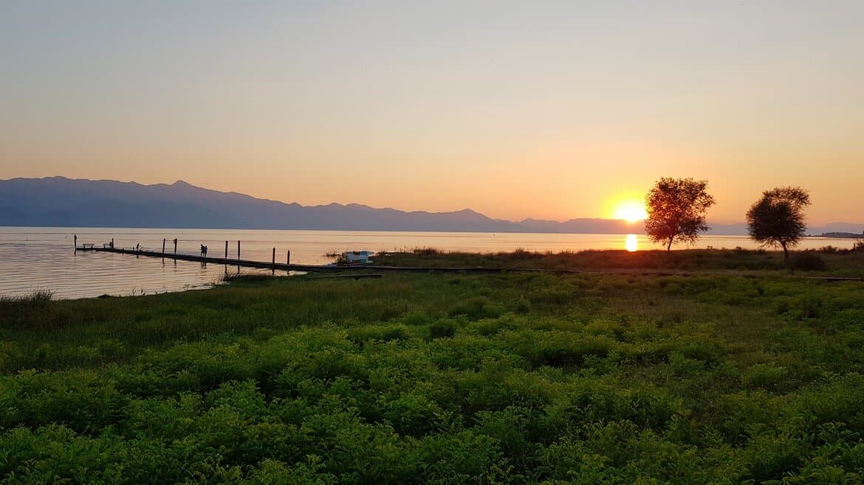 4 Week Albania Itinerary: Lake Shkodra