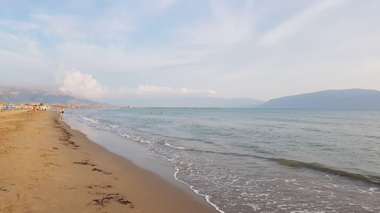 4 Week Albania Itinerary: Narte Beach, Vlore