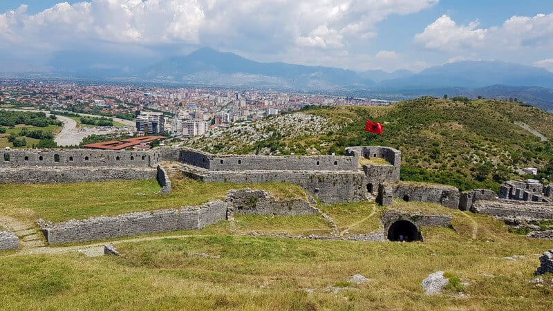Things to do in Albania: Rozafa Castle