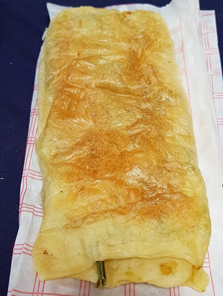 Things to do in Albania: Eat Borek