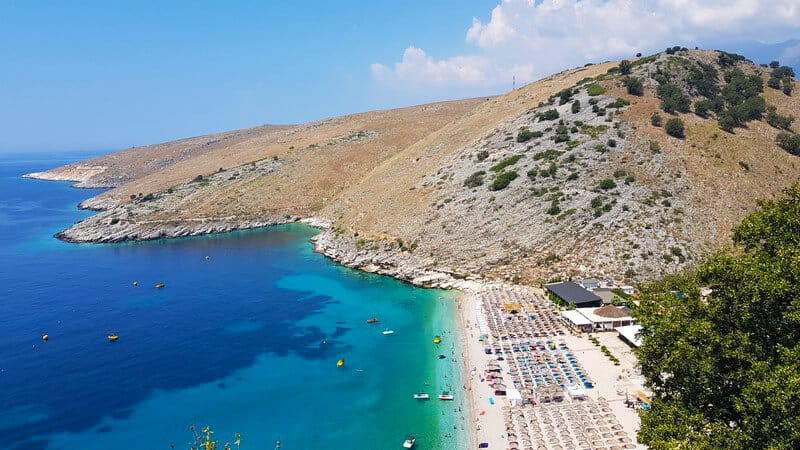 Things to do in Albania: Drive the Albanian Riviera