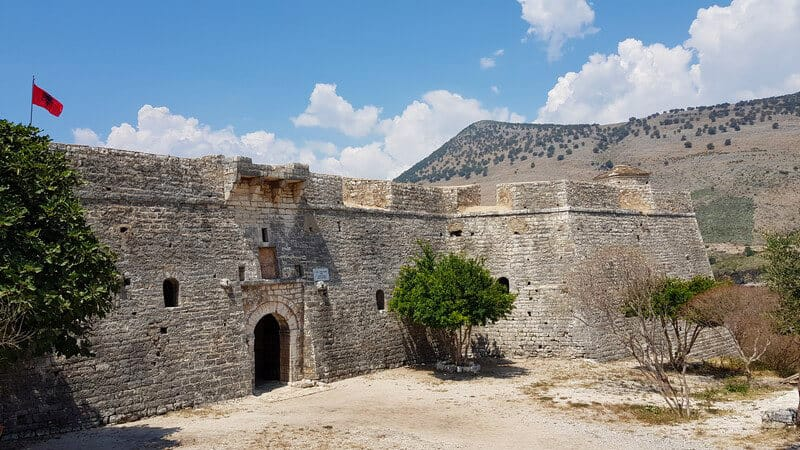 Things to do in Albania: Explore Ali Pasha's Castle at Porto Palermo