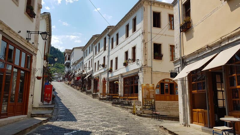 Thinsg to do in Albania: Visit Gjirokaster