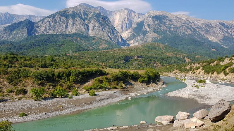 Things to do in Albania: Enjoy scenic drives