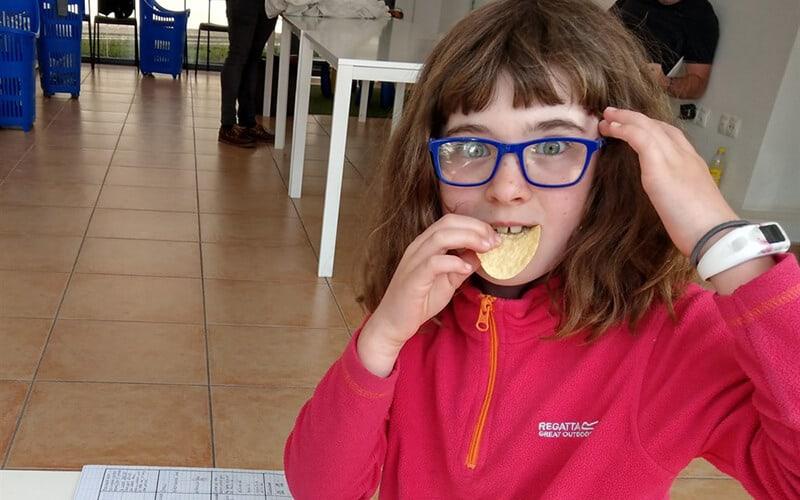 Traveling Homeschoolers: Emma Burrows