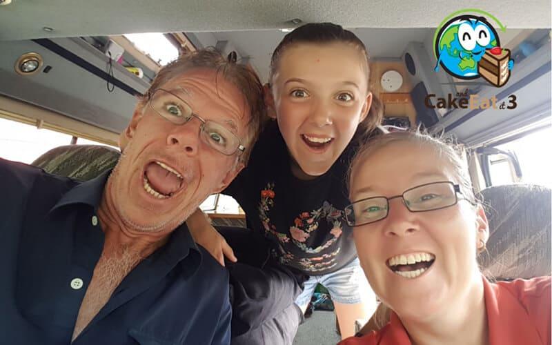 Traveling Homeschoolers: Leanne Heggie
