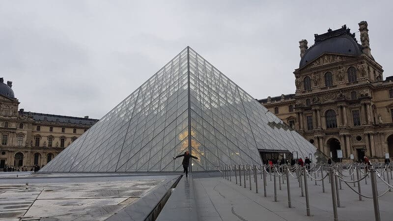Paris for a day - Louvre